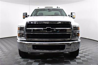 2019 Chevrolet Silverado Medium Duty Regular Cab DRW RWD, Cab Chassis #D191062 - photo 4