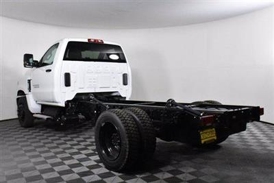 2019 Chevrolet Silverado Medium Duty Regular Cab DRW RWD, Cab Chassis #D191062 - photo 3