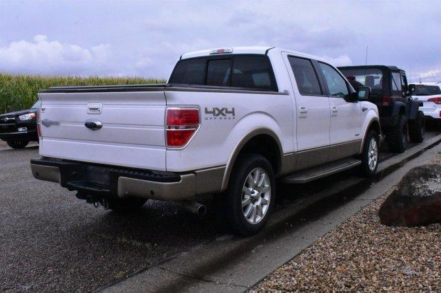 2012 F-150 Super Cab 4x4,  Pickup #D191075B - photo 4