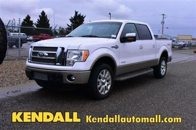 2012 F-150 Super Cab 4x4,  Pickup #D191075B - photo 1