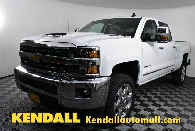 2019 Silverado 2500 Crew Cab 4x4,  Pickup #D191098 - photo 1