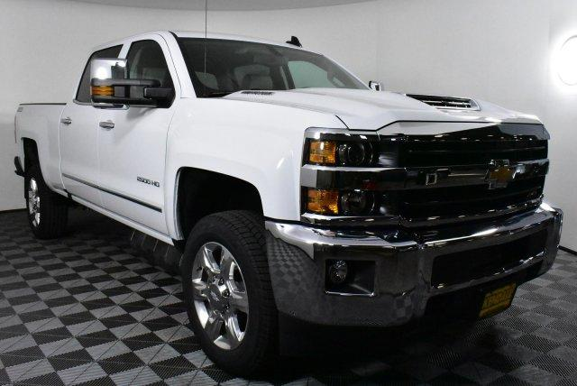 2019 Silverado 2500 Crew Cab 4x4,  Pickup #D191098 - photo 4