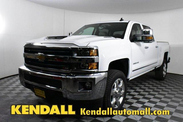 2019 Silverado 2500 Crew Cab 4x4,  Pickup #D191100 - photo 1
