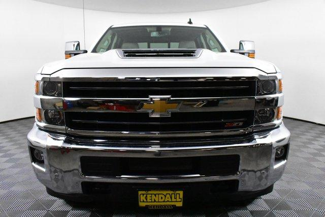 2019 Silverado 2500 Crew Cab 4x4,  Pickup #D191100 - photo 3