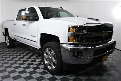 2019 Silverado 2500 Crew Cab 4x4,  Pickup #D191100 - photo 4