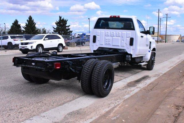 2019 Chevrolet Silverado Medium Duty Regular Cab DRW 4x2, Cab Chassis #D191113 - photo 5