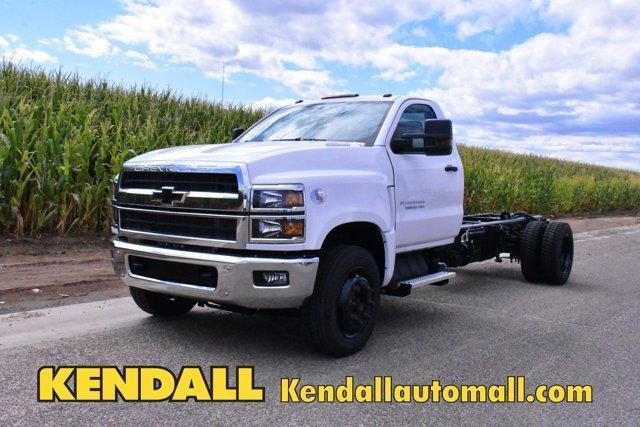 2019 Chevrolet Silverado Medium Duty Regular Cab DRW 4x2, Cab Chassis #D191113 - photo 1