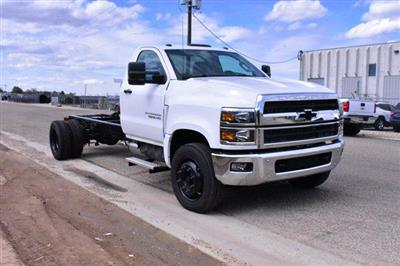 2019 Chevrolet Silverado Medium Duty Regular Cab DRW 4x2, Cab Chassis #D191113 - photo 4
