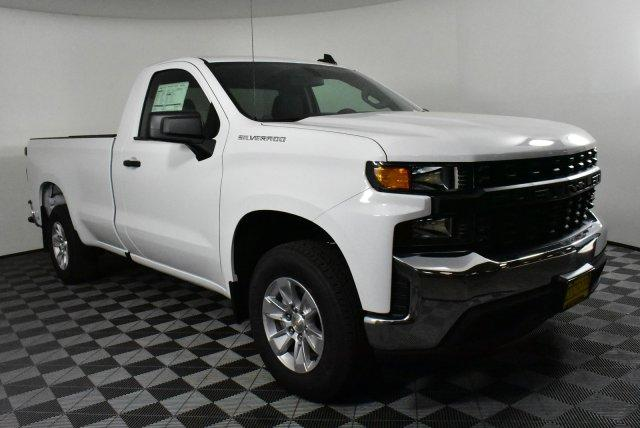 2019 Silverado 1500 Regular Cab 4x2,  Pickup #D191193 - photo 4