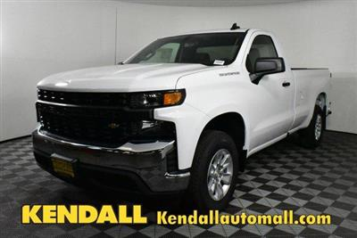 2019 Silverado 1500 Regular Cab 4x2,  Pickup #D191193 - photo 1