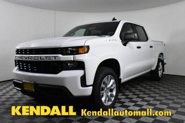 2019 Silverado 1500 Crew Cab 4x4,  Pickup #D191222 - photo 1