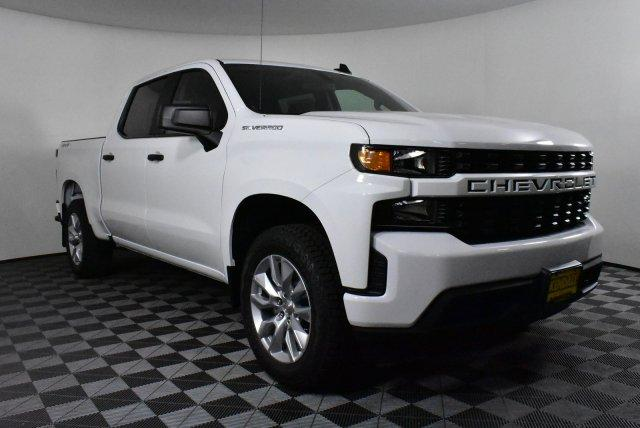 2019 Silverado 1500 Crew Cab 4x4,  Pickup #D191222 - photo 4