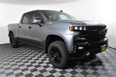 2019 Silverado 1500 Crew Cab 4x4,  Pickup #D191224 - photo 4