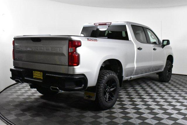 2019 Silverado 1500 Crew Cab 4x4,  Pickup #D191226 - photo 6