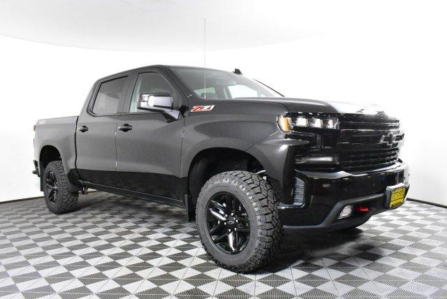 2019 Silverado 1500 Crew Cab 4x4,  Pickup #D191227 - photo 4