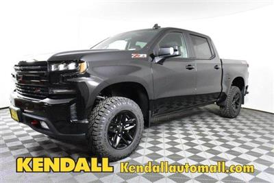 2019 Silverado 1500 Crew Cab 4x4,  Pickup #D191227 - photo 1