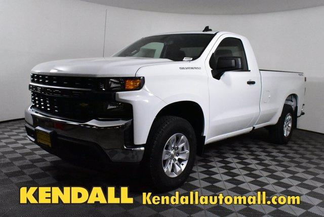 2019 Silverado 1500 Regular Cab 4x4, Pickup #D191234 - photo 1