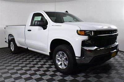 2019 Silverado 1500 Regular Cab 4x4, Pickup #D191234 - photo 4