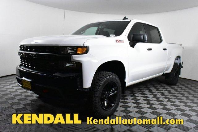 2019 Silverado 1500 Crew Cab 4x4,  Pickup #D191258 - photo 1