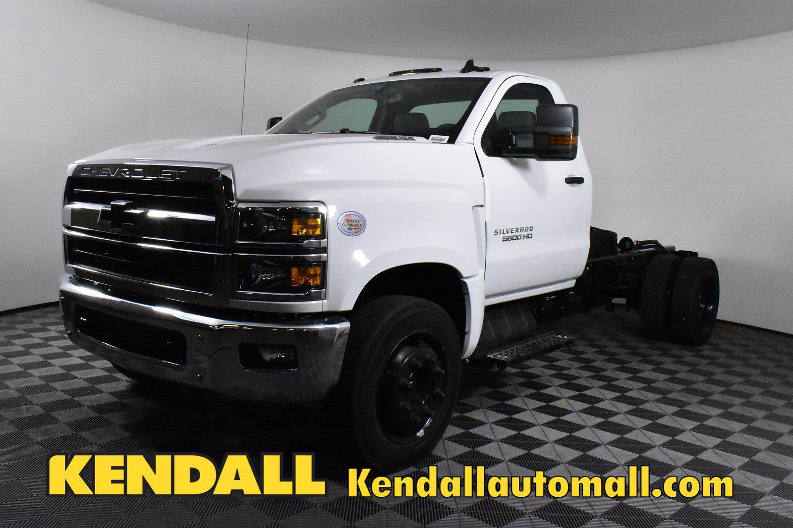 2019 Chevrolet Silverado 5500 DRW 4x2, Cab Chassis #D191281 - photo 1