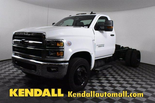 2019 Chevrolet Silverado Medium Duty Regular Cab DRW RWD, Cab Chassis #D191281 - photo 1