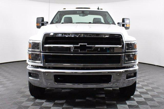2019 Chevrolet Silverado Medium Duty Regular Cab DRW RWD, Cab Chassis #D191281 - photo 3