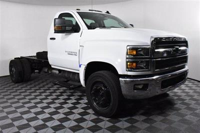 2019 Silverado Medium Duty Regular Cab DRW 4x2,  Cab Chassis #D191281 - photo 4
