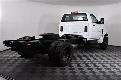 2019 Chevrolet Silverado Medium Duty Regular Cab DRW RWD, Cab Chassis #D191281 - photo 6