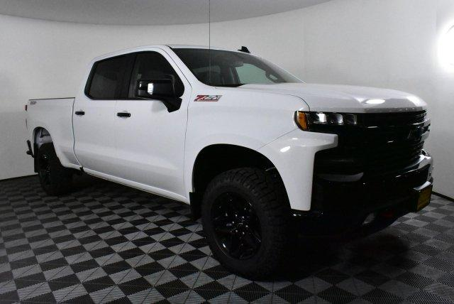 2019 Silverado 1500 Crew Cab 4x4,  Pickup #D191287 - photo 4
