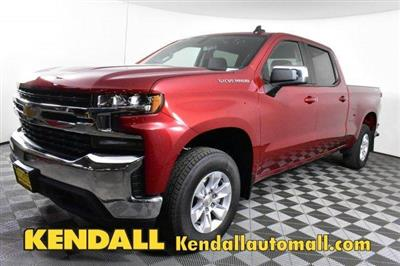 2019 Silverado 1500 Crew Cab 4x4,  Pickup #D191301 - photo 1