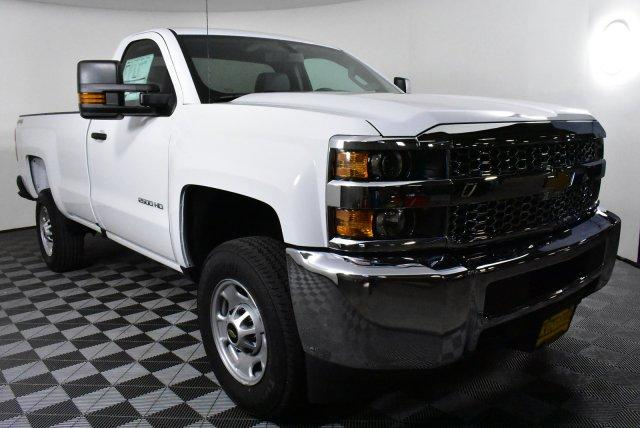 2019 Silverado 2500 Regular Cab 4x4,  Pickup #D191305 - photo 4