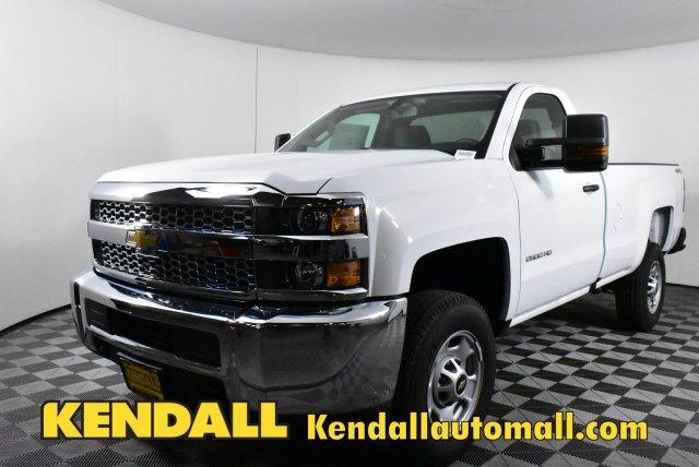 2019 Silverado 2500 Regular Cab 4x4,  Pickup #D191305 - photo 1