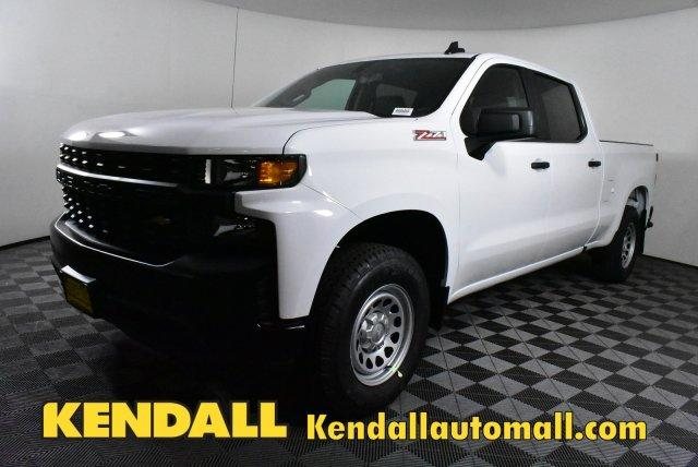 2019 Silverado 1500 Crew Cab 4x4, Pickup #D191313 - photo 1