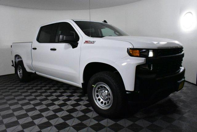 2019 Silverado 1500 Crew Cab 4x4, Pickup #D191313 - photo 4