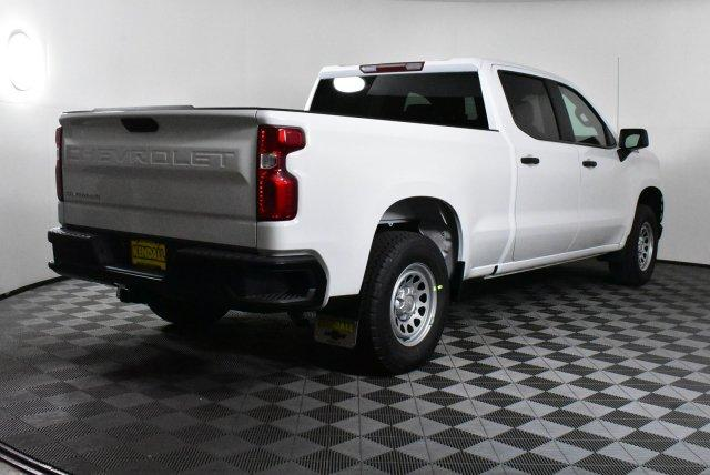 2019 Silverado 1500 Crew Cab 4x4, Pickup #D191313 - photo 5