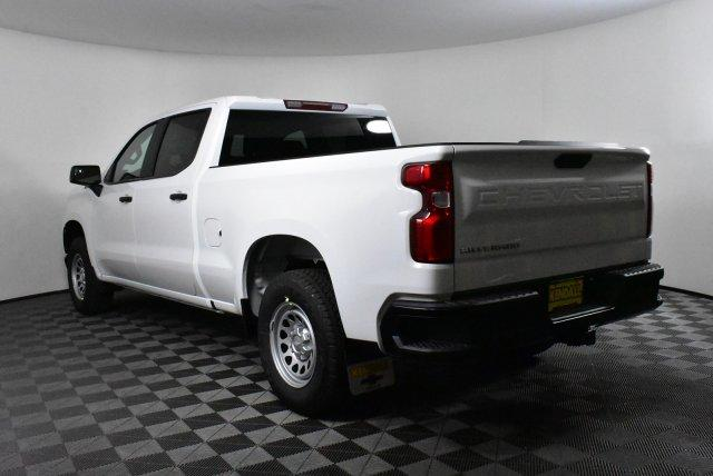2019 Silverado 1500 Crew Cab 4x4, Pickup #D191313 - photo 2