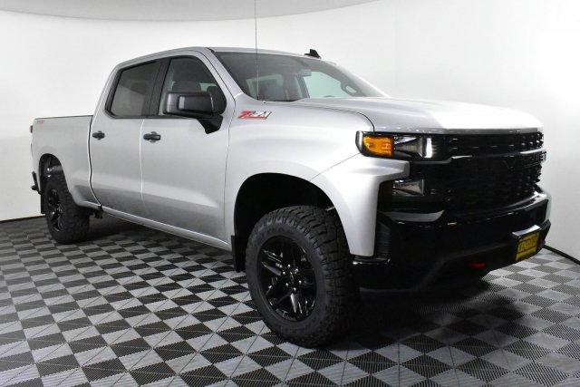 2019 Silverado 1500 Crew Cab 4x4,  Pickup #D191333 - photo 4