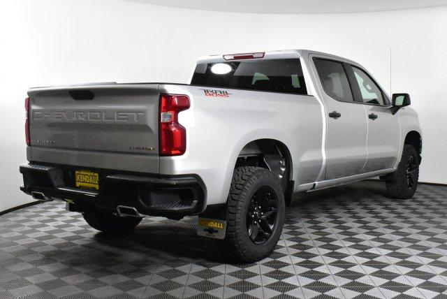 2019 Silverado 1500 Crew Cab 4x4,  Pickup #D191333 - photo 7