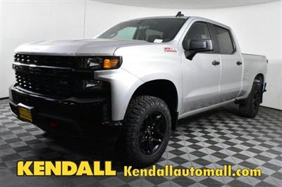 2019 Silverado 1500 Crew Cab 4x4,  Pickup #D191333 - photo 1