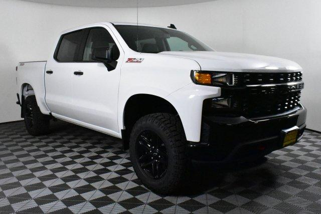 2019 Silverado 1500 Crew Cab 4x4,  Pickup #D191336 - photo 3