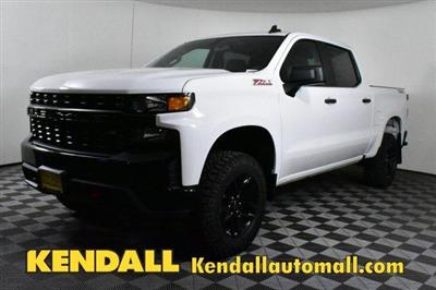 2019 Silverado 1500 Crew Cab 4x4,  Pickup #D191336 - photo 1