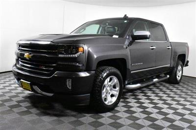 2016 Silverado 1500 Crew Cab 4x4,  Pickup #D191337A - photo 1