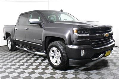 2016 Silverado 1500 Crew Cab 4x4,  Pickup #D191337A - photo 3