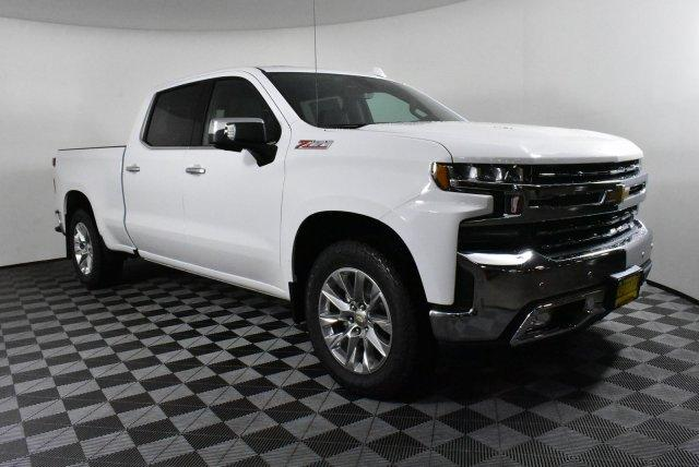 2019 Silverado 1500 Crew Cab 4x4,  Pickup #D191356 - photo 4
