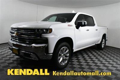 2019 Silverado 1500 Crew Cab 4x4,  Pickup #D191356 - photo 1