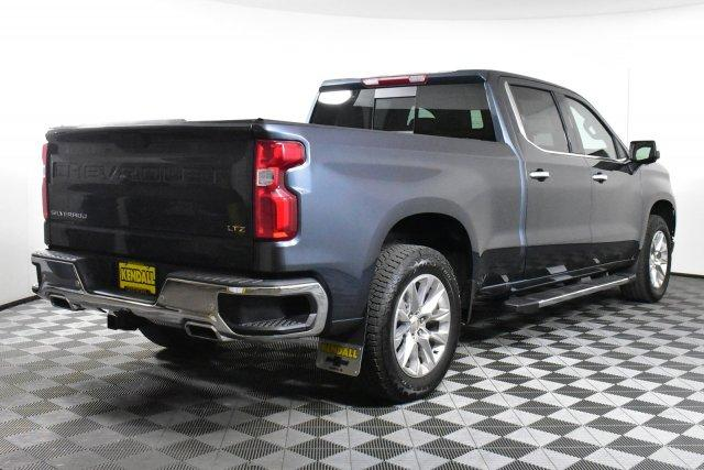 2019 Silverado 1500 Crew Cab 4x4,  Pickup #D191368 - photo 6
