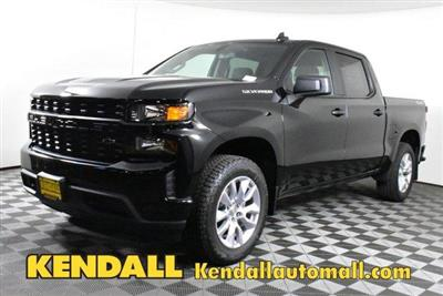 2019 Silverado 1500 Crew Cab 4x4,  Pickup #D191371 - photo 1