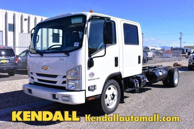 2019 LCF 5500HD Crew Cab 4x2,  Cab Chassis #D191404 - photo 1