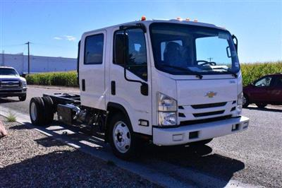 2019 Chevrolet LCF 5500HD Crew Cab RWD, Cab Chassis #D191404 - photo 4