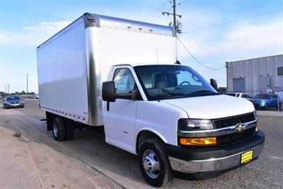 2019 Express 3500 4x2,  Morgan CityMax Cutaway Van #D191415 - photo 4